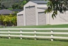 Acland Back yard fencing 14