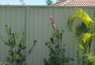 Acland Corrugated fencing 1