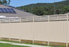 Acland Corrugated fencing 2