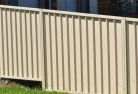 Acland Corrugated fencing 6