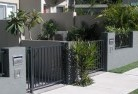 Acland Front yard fencing 10