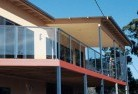 Acland Glass balustrading 1
