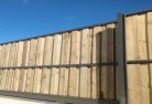 Acland Lap and cap timber fencing 1