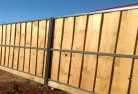 Acland Lap and cap timber fencing 4