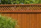 Acland Privacy fencing 3