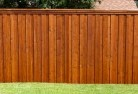 Timber fencing