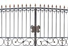 Acland Wrought iron fencing 10