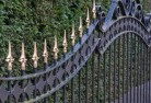 Acland Wrought iron fencing 11