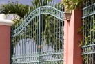 Acland Wrought iron fencing 12