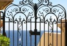 Acland Wrought iron fencing 13