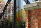 Acland Wrought iron fencing 7
