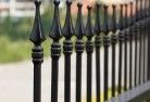 Acland Wrought iron fencing 8